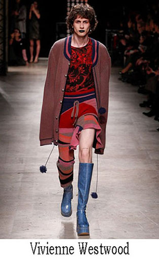 Vivienne Westwood Fall Winter 2016 2017 Fashion Look 32