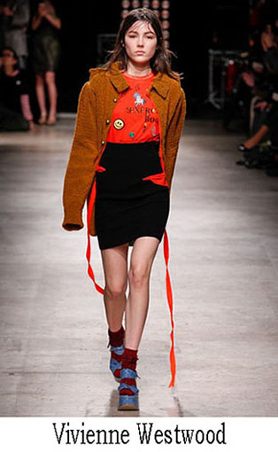 Vivienne Westwood Fall Winter 2016 2017 Fashion Look 33