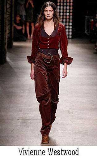 Vivienne Westwood Fall Winter 2016 2017 Fashion Look 9