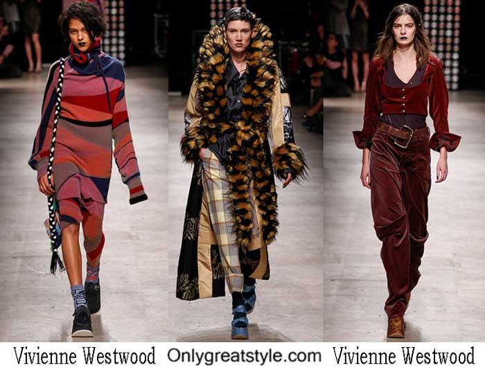 Vivienne Westwood Fall Winter 2016 2017 Fashion