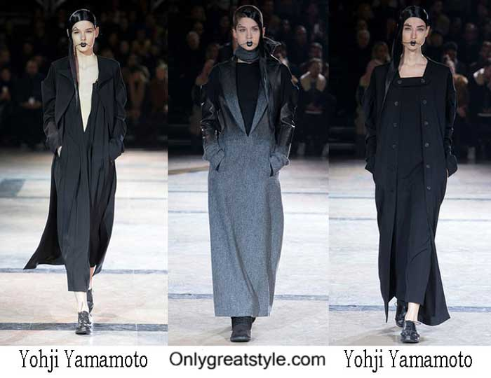 Yohji Yamamoto Fall Winter 2016 2017 Lifestyle For Women