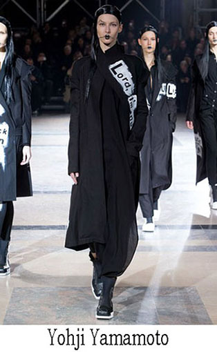 Yohji Yamamoto Fall Winter 2016 2017 Lifestyle Women 32