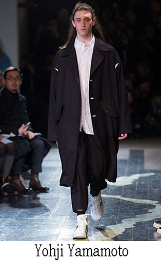 Yohji Yamamoto Fall Winter 2016 2017 Style For Men 1