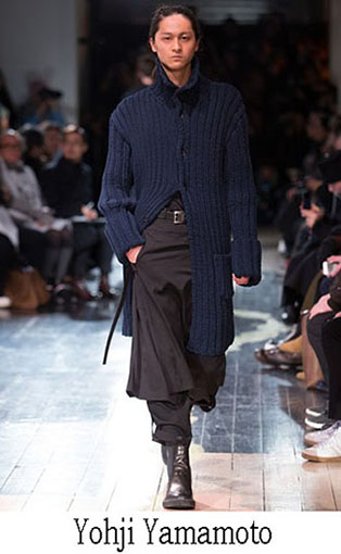 Yohji Yamamoto Fall Winter 2016 2017 Style For Men 10