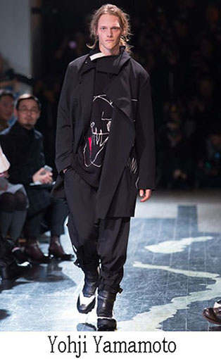 Yohji Yamamoto Fall Winter 2016 2017 Style For Men 12
