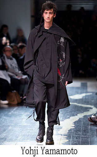 Yohji Yamamoto Fall Winter 2016 2017 Style For Men 13