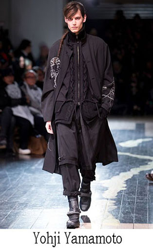 Yohji Yamamoto Fall Winter 2016 2017 Style For Men 14