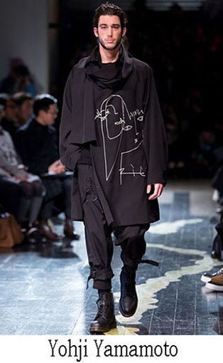 Yohji Yamamoto Fall Winter 2016 2017 Style For Men 16