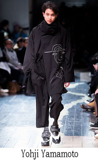 Yohji Yamamoto Fall Winter 2016 2017 Style For Men 18