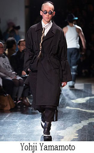 Yohji Yamamoto Fall Winter 2016 2017 Style For Men 20