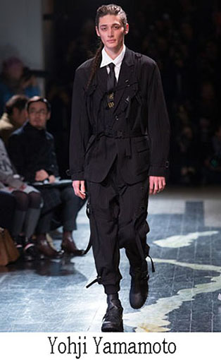 Yohji Yamamoto Fall Winter 2016 2017 Style For Men 23