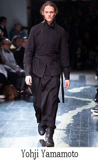 Yohji Yamamoto Fall Winter 2016 2017 Style For Men 24
