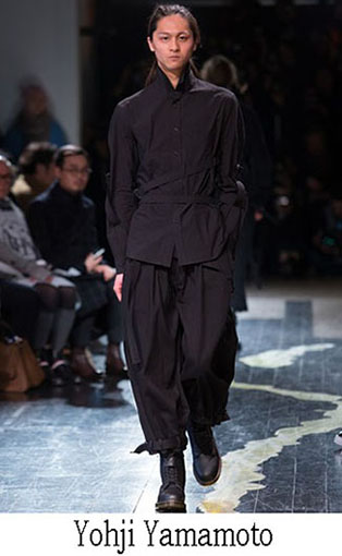 Yohji Yamamoto Fall Winter 2016 2017 Style For Men 25