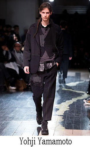 Yohji Yamamoto Fall Winter 2016 2017 Style For Men 28