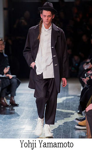 Yohji Yamamoto Fall Winter 2016 2017 Style For Men 29