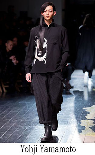 Yohji Yamamoto Fall Winter 2016 2017 Style For Men 31