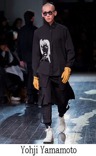 Yohji Yamamoto Fall Winter 2016 2017 Style For Men 33