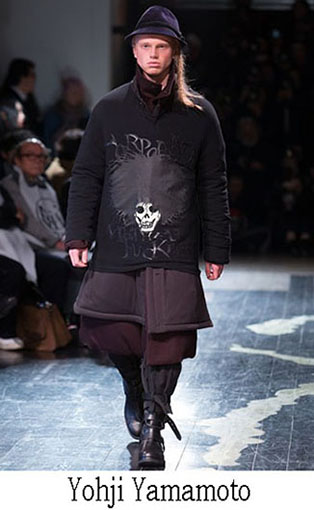 Yohji Yamamoto Fall Winter 2016 2017 Style For Men 34