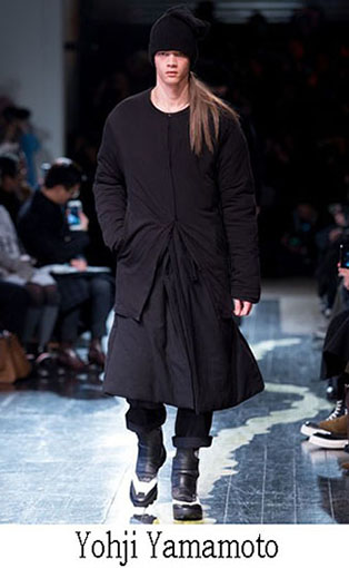 Yohji Yamamoto Fall Winter 2016 2017 Style For Men 7