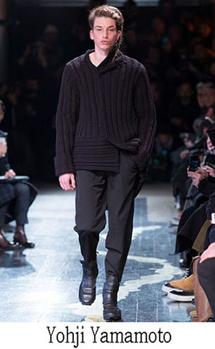 Yohji Yamamoto Fall Winter 2016 2017 Style For Men 8
