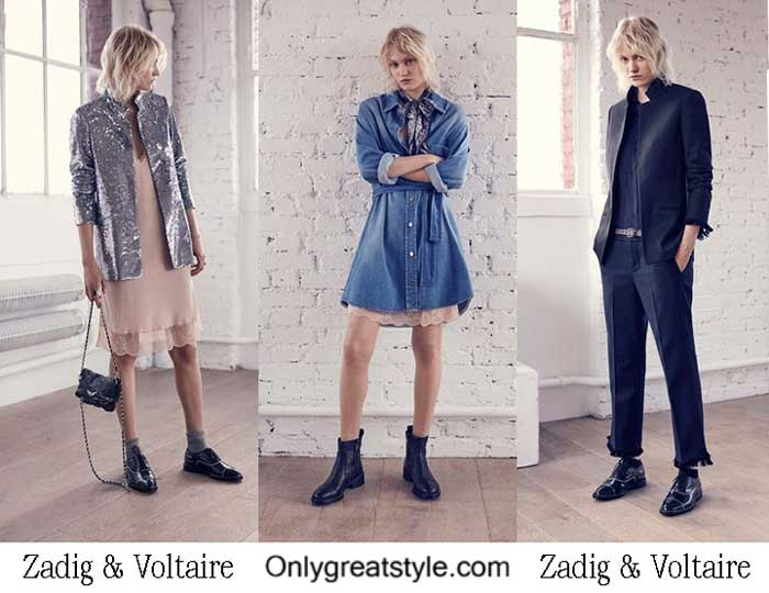 Zadig & Voltaire Fall Winter 2016 2017 Fashion For Women