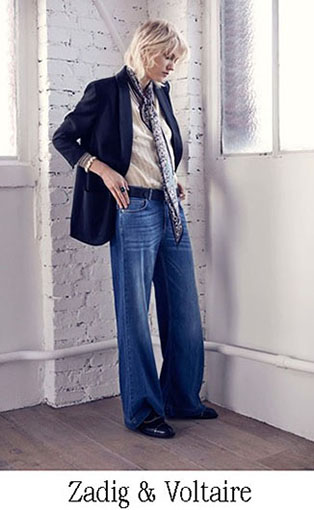 Zadig & Voltaire Fall Winter 2016 2017 Fashion Women 16