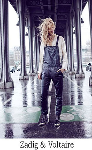 Zadig & Voltaire Fall Winter 2016 2017 Fashion Women 25