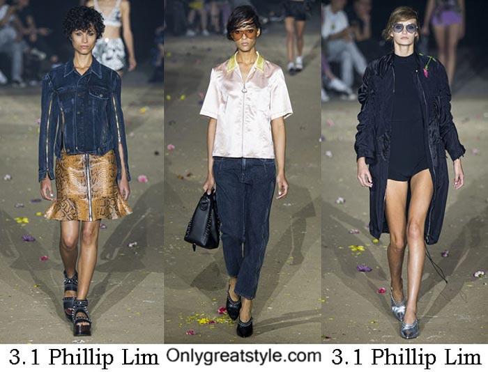 3.1 Phillip Lim Spring Summer 2017 Fashion Clothing