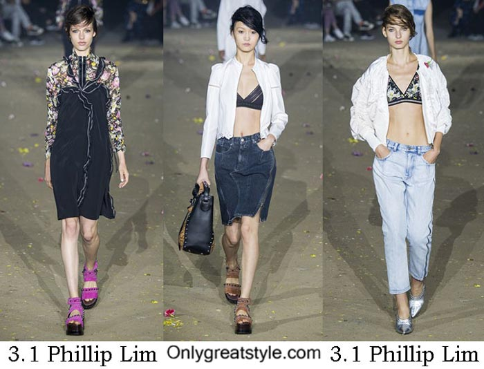3.1 Phillip Lim Spring Summer 2017 Fashion Show For Women