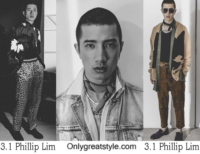 3.1 Phillip Lim Spring Summer 2017 Lifestyle For Men