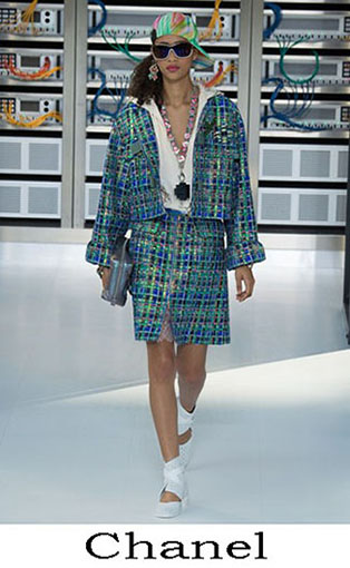 Chanel Spring Summer 2017 Fashion Clothing Women 15