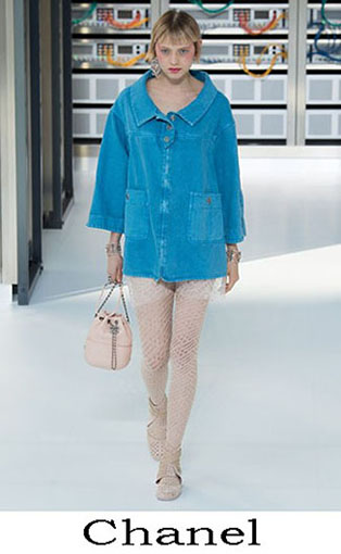Chanel Spring Summer 2017 Fashion Clothing Women 26