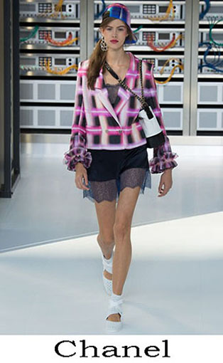 Chanel Spring Summer 2017 Fashion Clothing Women 27