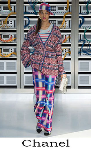 Chanel Spring Summer 2017 Fashion Clothing Women 33