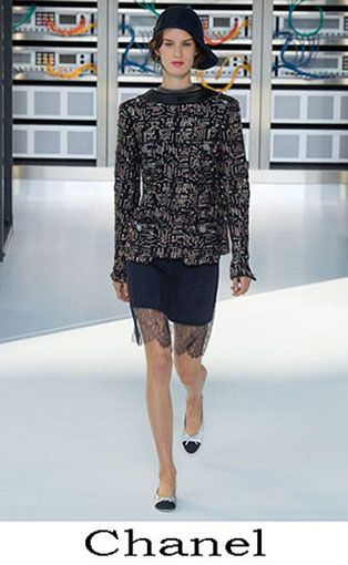 Chanel Spring Summer 2017 Fashion Clothing Women 36
