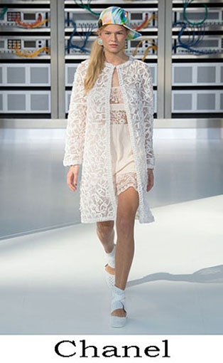 Chanel Spring Summer 2017 Fashion Clothing Women 47