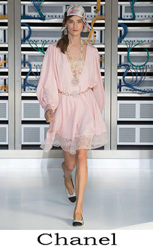 Chanel Spring Summer 2017 Fashion Clothing Women 48