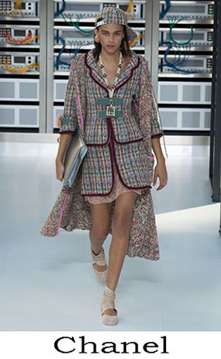 Chanel Spring Summer 2017 Fashion Clothing Women 8