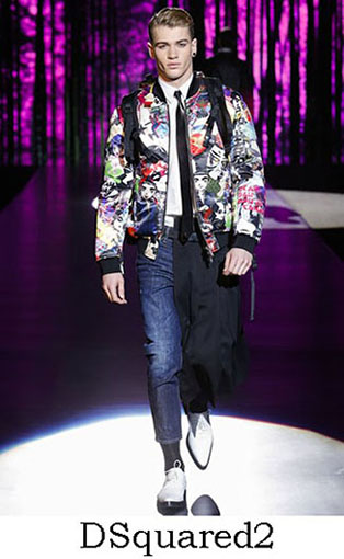 DSquared2 Fall Winter 2016 2017 Clothing For Men 24
