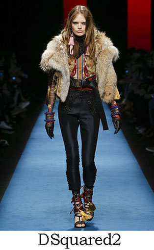 DSquared2 Fall Winter 2016 2017 Style For Women Look 15