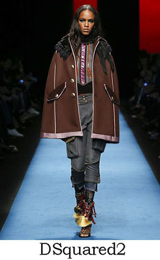 DSquared2 Fall Winter 2016 2017 Style For Women Look 17