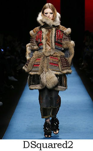 DSquared2 Fall Winter 2016 2017 Style For Women Look 19