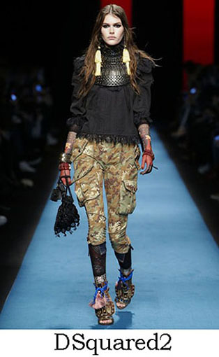 DSquared2 Fall Winter 2016 2017 Style For Women Look 2