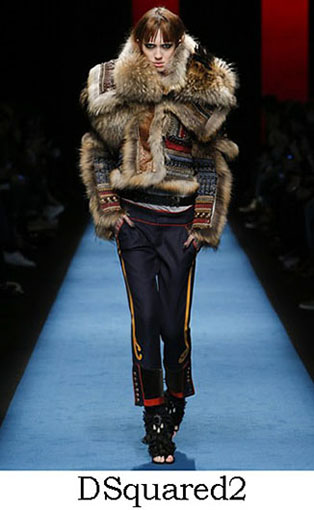 DSquared2 Fall Winter 2016 2017 Style For Women Look 21