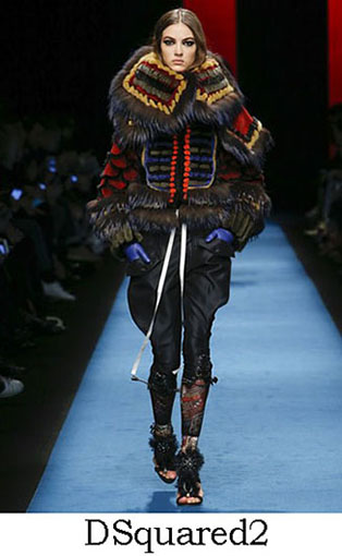 DSquared2 Fall Winter 2016 2017 Style For Women Look 25
