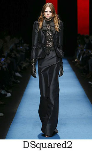 DSquared2 Fall Winter 2016 2017 Style For Women Look 27