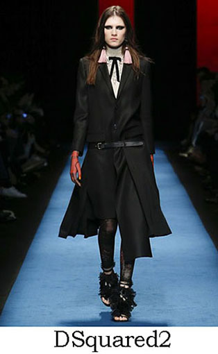 DSquared2 Fall Winter 2016 2017 Style For Women Look 28