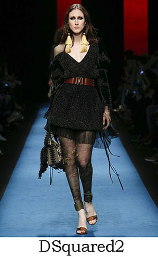 DSquared2 Fall Winter 2016 2017 Style For Women Look 30