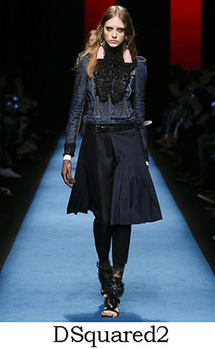 DSquared2 Fall Winter 2016 2017 Style For Women Look 33