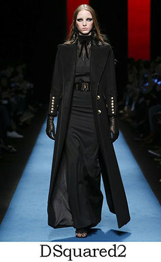 DSquared2 Fall Winter 2016 2017 Style For Women Look 38